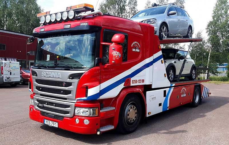 Bärgningsbilar 3